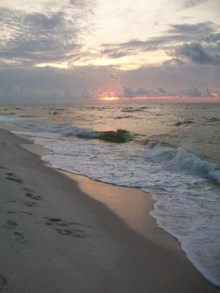 orange-beach-in-morning