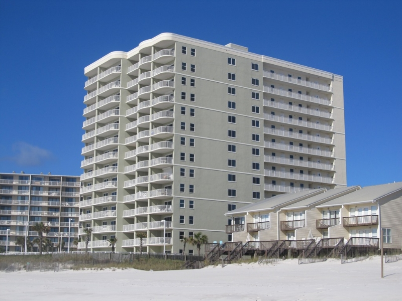 Tradewinds007 Condo Orange Beach