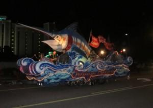 2012 Mardi Gras Orange Beach