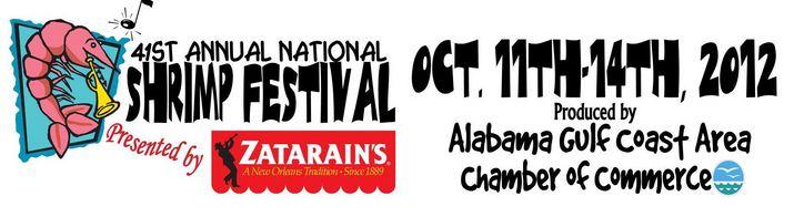 2012 Gulf Shores Shrimp Festival