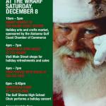 The Wharf Christmas Open House