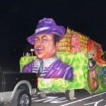 Orange Beach Mardi Gras 2013 Mystical Order of Mirams Parade Float