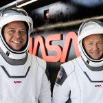 Bob & doug coutrtesy of NASA